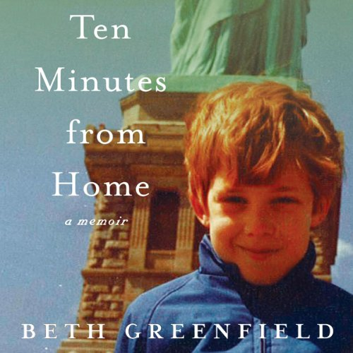 Ten Minutes from Home audiobook cover art
