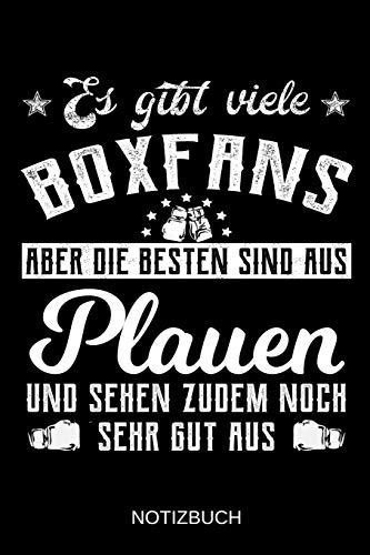 Es gibt viele Boxfans aber die besten sind aus Plauen und sehen zudem noch sehr gut aus: A5 Notizbuch | Liniert 120 Seiten | Geschenk/Geschenkidee zum ... | Ostern | Vatertag | Muttertag | Namenstag
