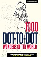 1000 Dot-to-Dot: Wonders of the World