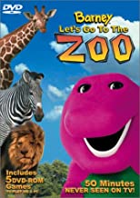 let's go to the zoo barney