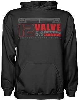First Gen 12v Turbo Dodge Ram Hoodie Sweatshirt