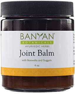 Banyan Botanicals Joint Balm - 99% Organic - Soothing Topical Relief for Joint Pain & Stiffness