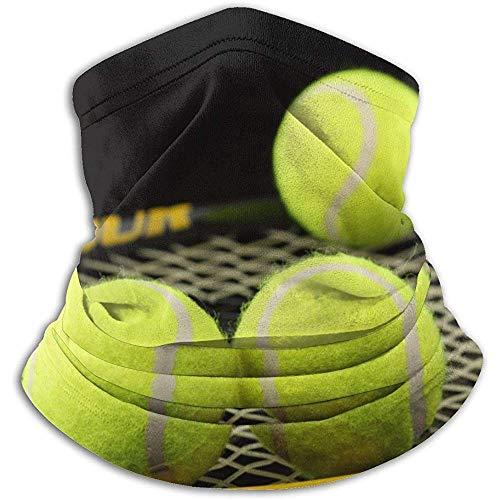 air kong Nackenstirnband Cool Tennis Ball Art Outdoor Sport Sturmhaube Magic Stirnband Nackenwärmer Gamasche