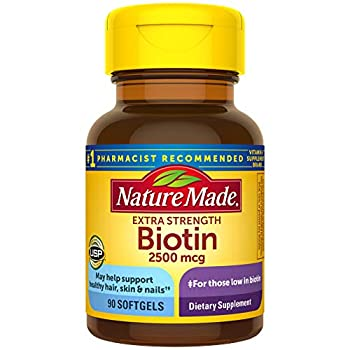 Best nature made biotin review Reviews