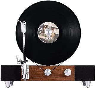 LVSSY-Tocadiscos de Vinilo Vintage,Tocadiscos Bluetooth para ...
