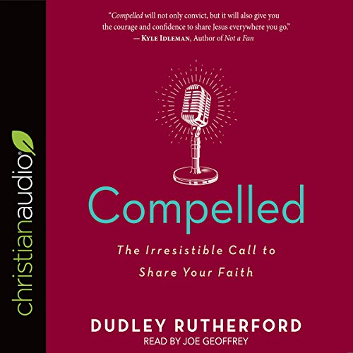 Compelled audiobook cover art