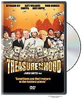 [北米版DVD リージョンコード1] TREASURE N THA HOOD / (WS DOL)