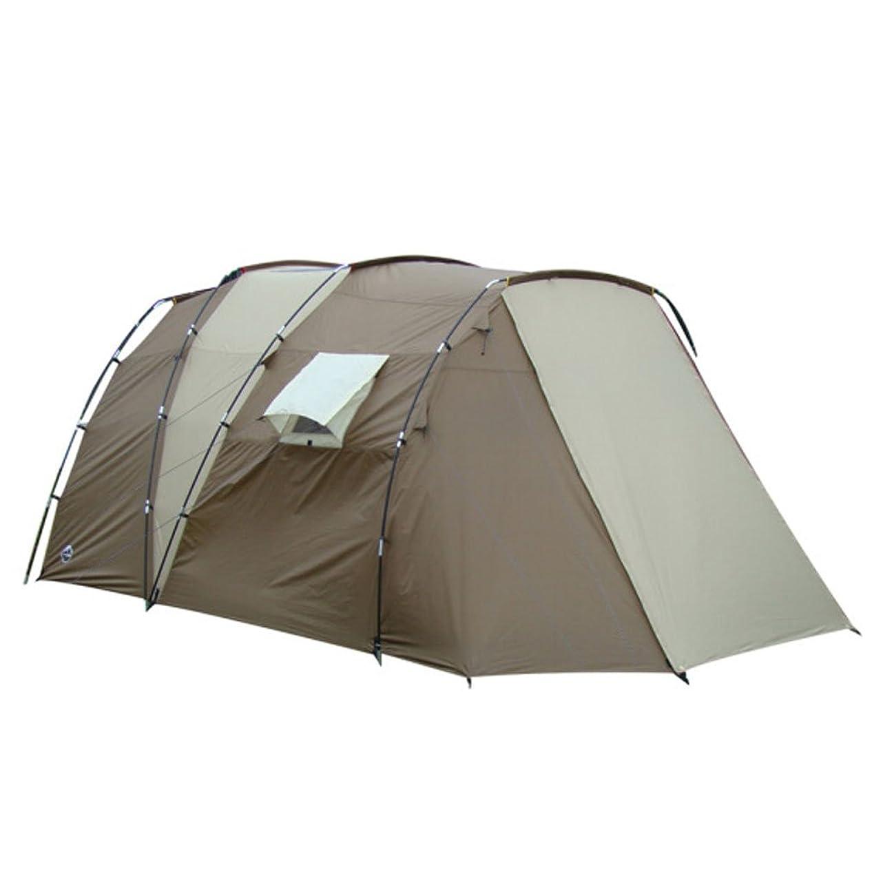 航空便バルコニー工業用WuMin-テント 5-8人2層Anti Rainstormキャンプアウトドア家族キャンプテント ターポリン