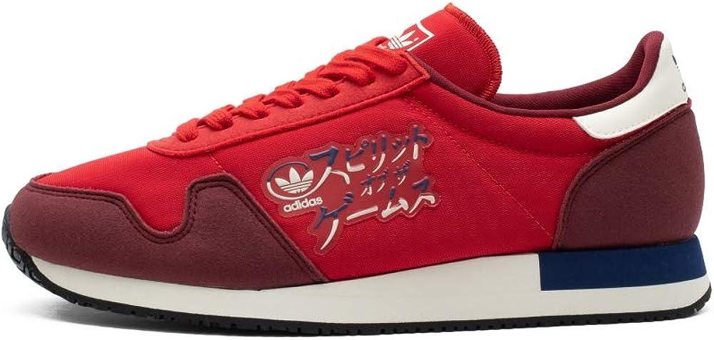 adidas Spirit of The Games - Zapatillas de deporte (rojo/blanco)