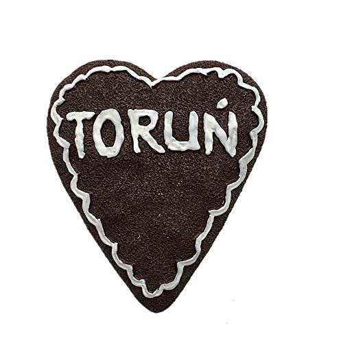 Kühlschrankmagnet 3D Schokoladen-Torun Polen Reise Souvenir Geschenk Heim Küche Kühlschrank Dekoration Magnet Sticker Magnet Kollektion