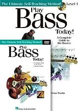 Play Bass Today! Beginner's Pack: Book/CD/DVD Pack