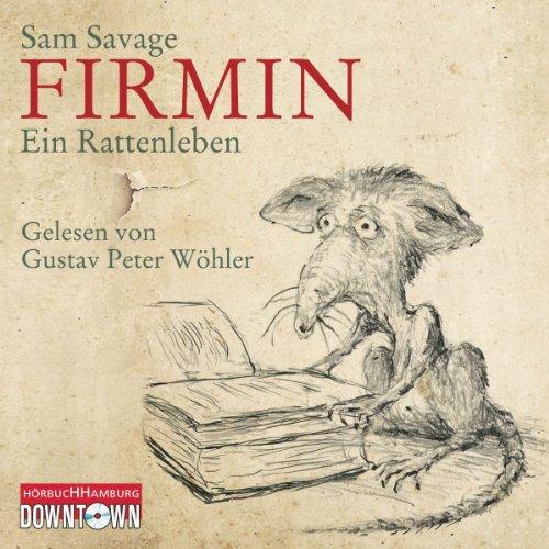 Firmin audiobook cover art