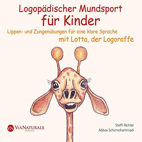 Logopädischer Mundsport für Kinder Titelbild