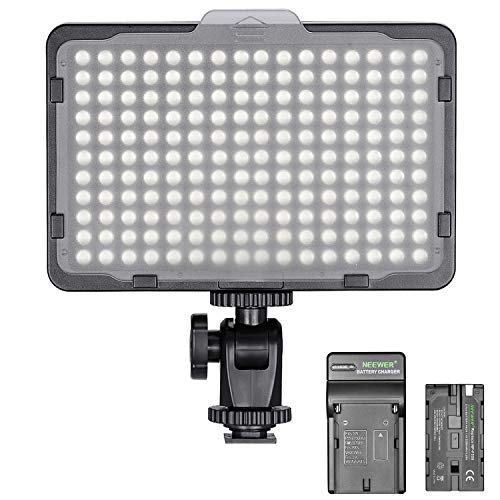 regulador luz led de la marca Neewer