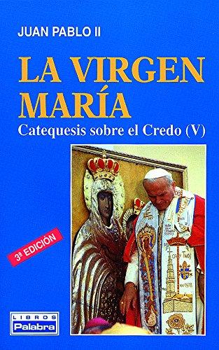 La Virgen María (Libros Palabra)