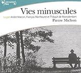 Vies minuscules (CD audio) - Gallimard - 20/05/2004