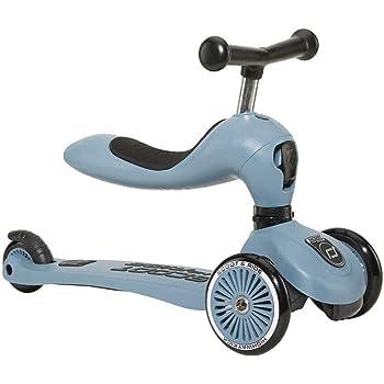 (スクート アンド ライド) Scoot and Ride キックボード こども 三輪 [ハイウェイキック1] (スチール)