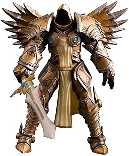 ODEUXS Heroes of the Storm World of Warcraft, Lich King Alsace Diablo Tyrael modelo móvil altura 18 cm (7 pulgadas)