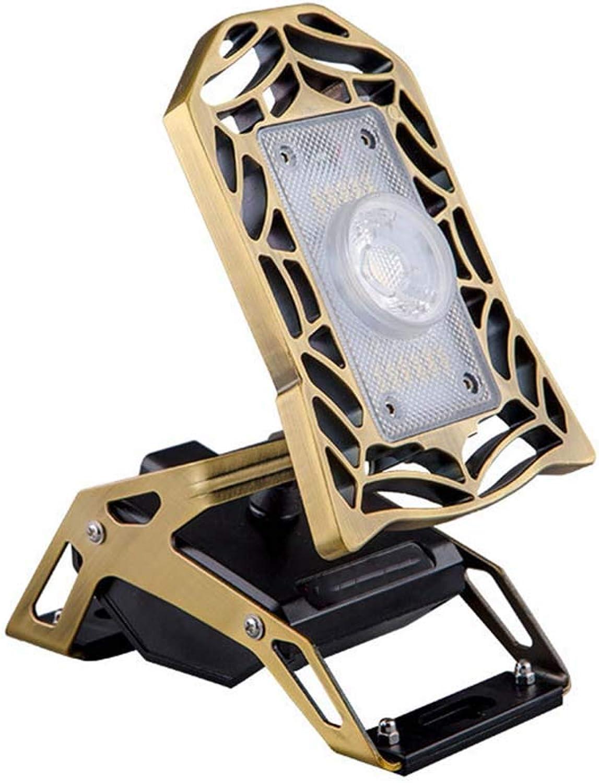 Yx-outdoor USB-Aufladungsmultifunktionskampierendes Licht, bewegliches Spinnen-Licht - wasserdichtes Notlicht, kann als bewegliche Energie verwendet Werden