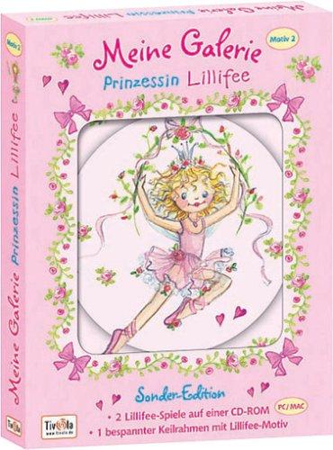 Prinzessin Lillifee - Meine Galerie - Motiv 2 (Tanzen/Schmücken&Schminken) [import allemand]