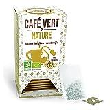 Café verde natural - 18 bolsitas