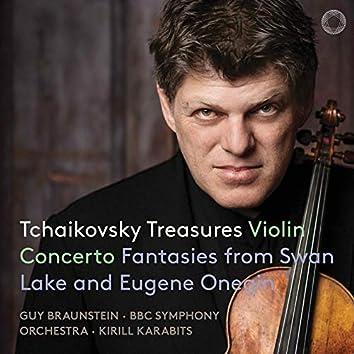 Tchaikovsky Treasures