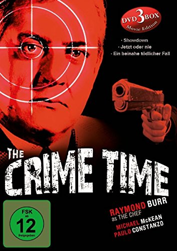 The Crime Time - Box [3 DVDs]