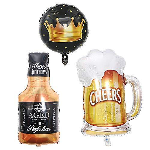 Globos, Cerveza