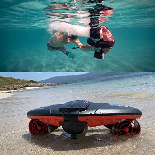 Unterwasser Scooter Sublue Seabob Elektrisch Bild 4*