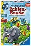 Ravensburger 24973 Spielen und Lernen Affenstarke Zahlen-Bande Lernspiel, bunt