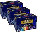 Twinings Classic Black Tea Collection 3 x 20 bustine di tè