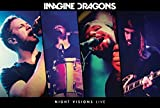Imagine Dragons Night Visions Poster Drucken (91,44 x 60,96