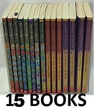 Emily Rodda, 15 Book Set. Complete DELTORA QUEST, THE DRAGONS OF DELTORA and DELTORA SHADOWLANDS series