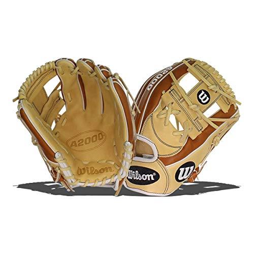 Wilson A2000 11.75  Baseball Glove: WTA20RB20TE1787 WTA20RB20TE1787 Right Hand Thrower