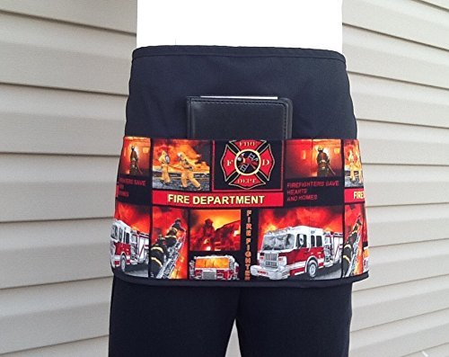 Waitress or Server 3 Pocket Half NEW Apron more Free Shipping New out 300 apron Check