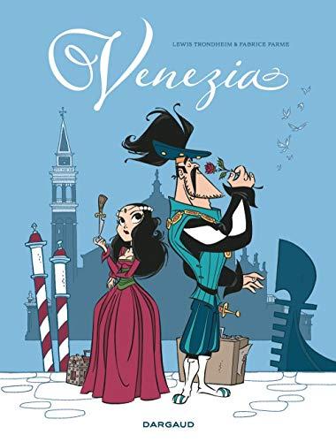 Venezia - intégrale - tome 0 - Venezia - intégrale