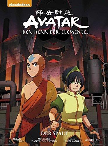 Avatar – Der Herr der Elemente: Premium 3: Der Spalt (Comicband)