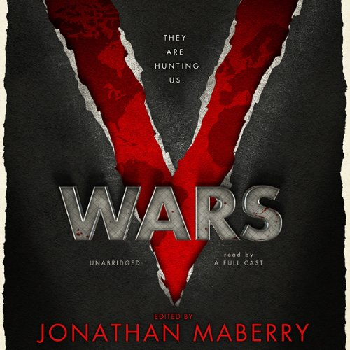 V Wars audiobook cover art