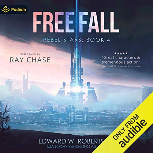 Freefall  By  cover art