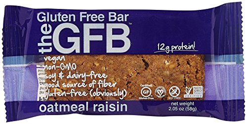 The GFB Bar - Oatmeal Raisin - 2.05 oz