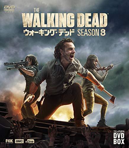 ウォーキング・デッド コンパクト DVD-BOX シーズン8