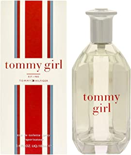 Tommy Hilfiger Tommy Girl Eau de Toilette Spray for Women, 3.4 Fluid Ounce