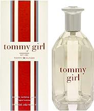 Tommy Hilfiger Tommy Girl ادو تویلت اسپری برای زنان، 3.4 اونس سیلیسی