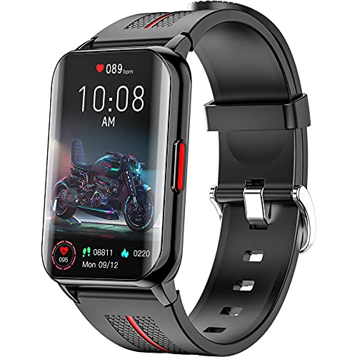 Smart Watch for Android iOS Phones Compatible 1.57 inch Full...