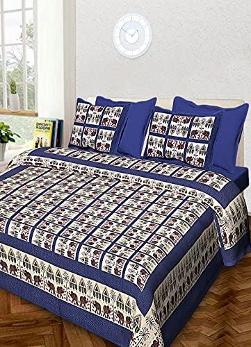 SataanReaper Discount mail order Presents Cotton Sale Comfort 144 T Jaipuri Rajasthani Tc