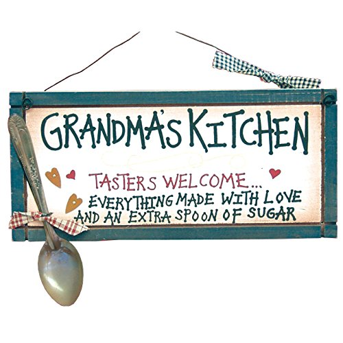 Ohio Wholesale Grandma's Kitchen Sign from Our Grandparents Collection
