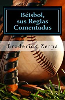 Book's Cover of Béisbol, sus Reglas Comentadas Versión Kindle