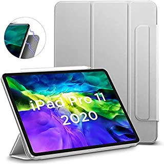 ESR Rebound Magnetic Smart Case for iPad Pro 11 2020 & 2018, Convenient Magnetic Attachment [Supports Pencil Pairing & Cha...
