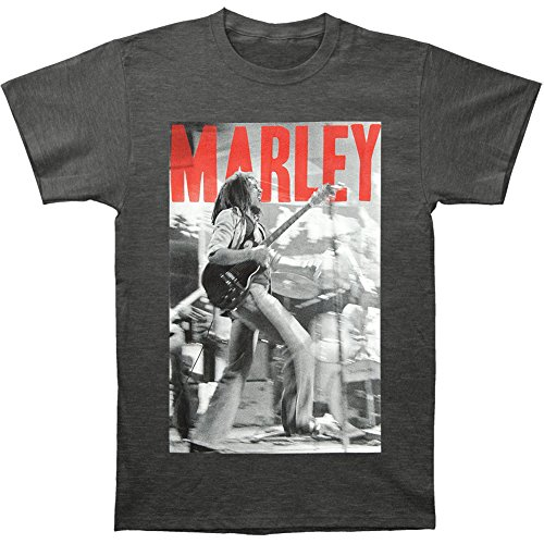 Bob Marley Catch a Fire Stage T-Shirt Large