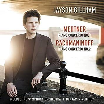 Rachmaninoff: Piano Concerto No. 2 / Medtner: Piano Concerto No. 1